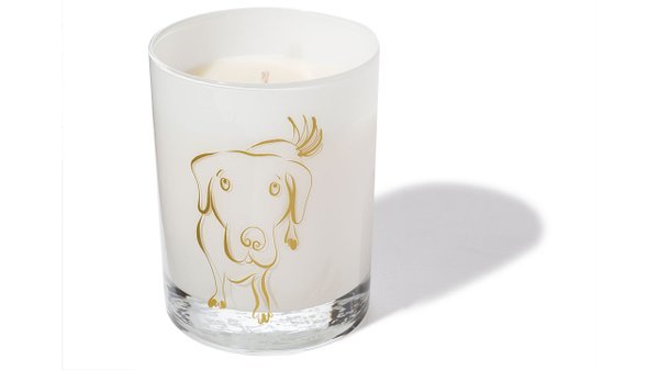 Burning Love Candle