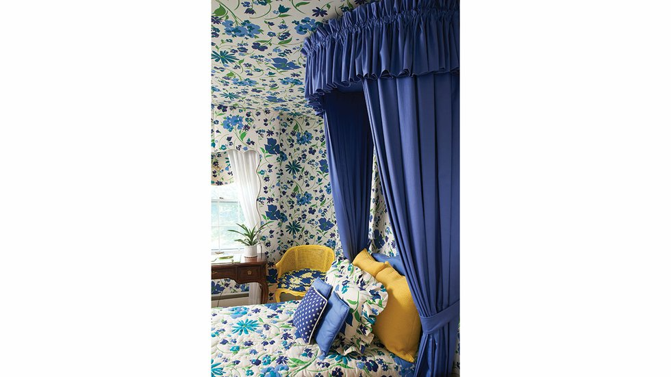 The Wallpaper House In Golden Valley Mpls St Paul Magazine