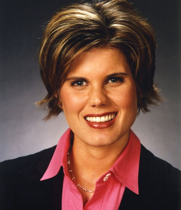 Jana Shortal's KARE 11 staff photo from 2004