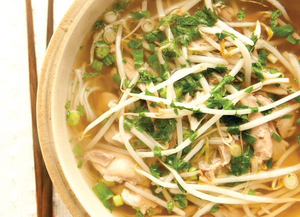 Pho from Pho Tau Bay