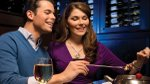 Romantic chocolate fondue at Melting Pot