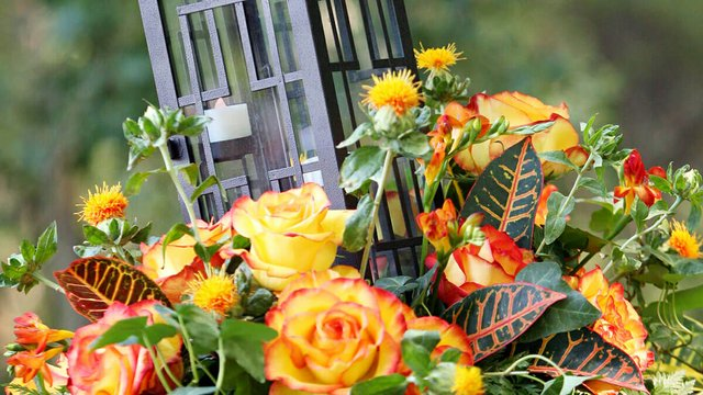 Bachmans floral design for weddings