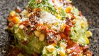 Bacon guacamole from Nico's Taco and Tequila Bar in Uptown Minneapolis