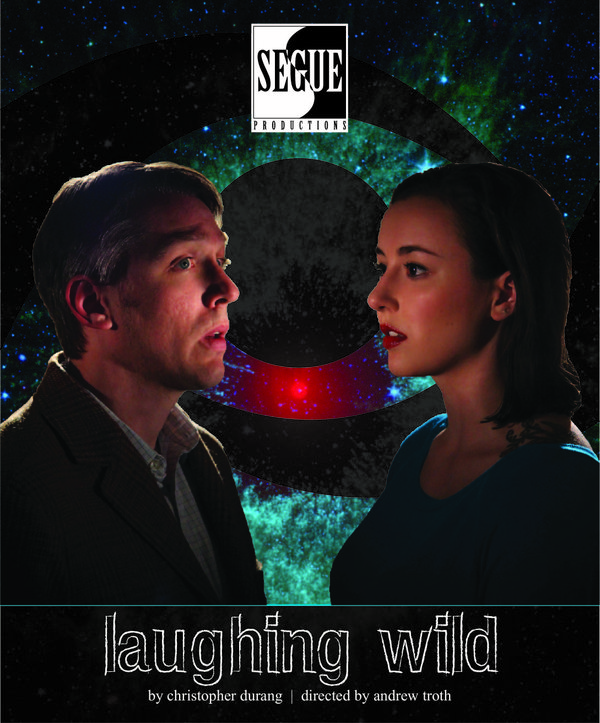 Laughing Wild play poster