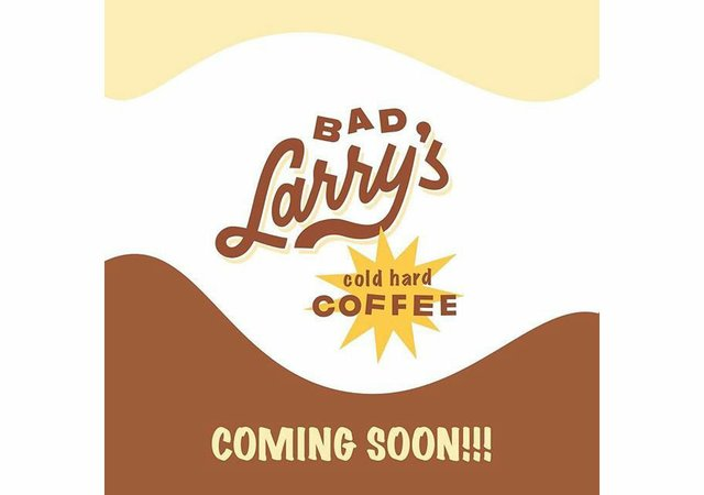 Bad Larry's Cold Hard Coffee