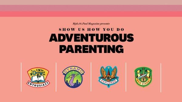 Show Us How You Do Adventurous Parenting Banner