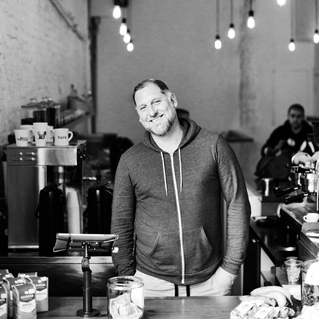 Greg Martin of Urban Bean