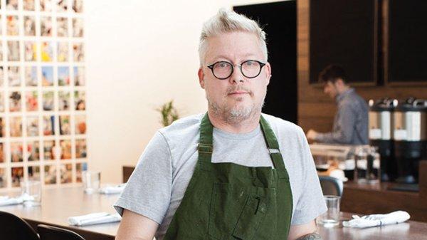 Esker Grove chef Doug Flicker
