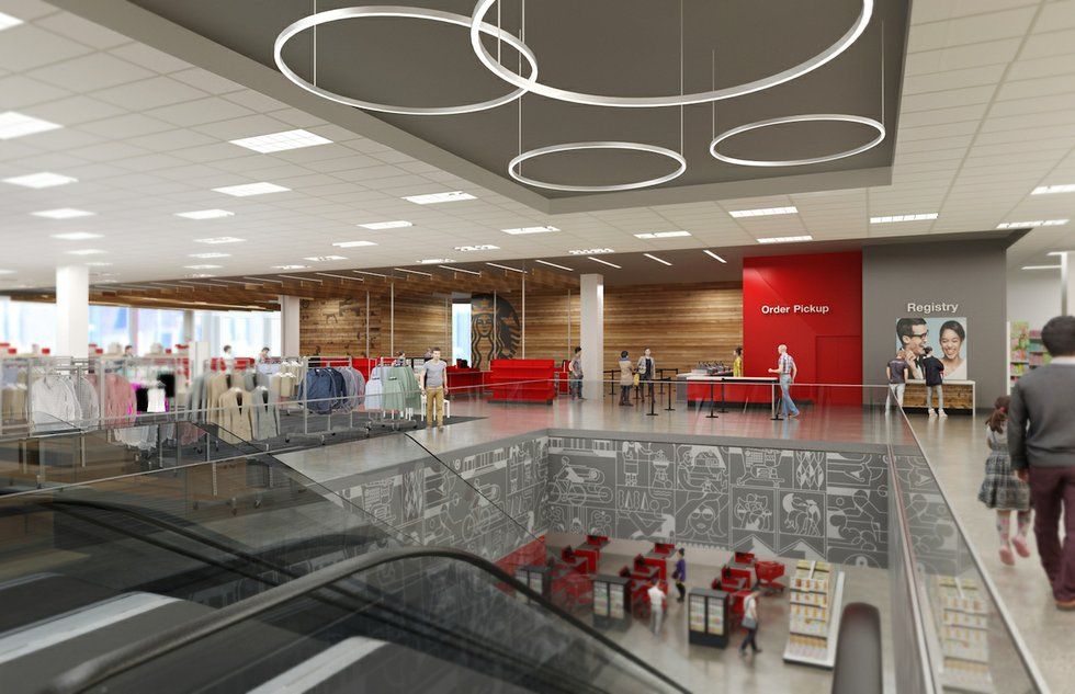 Target Does Its Part For Downtown Retail Mpls St Paul