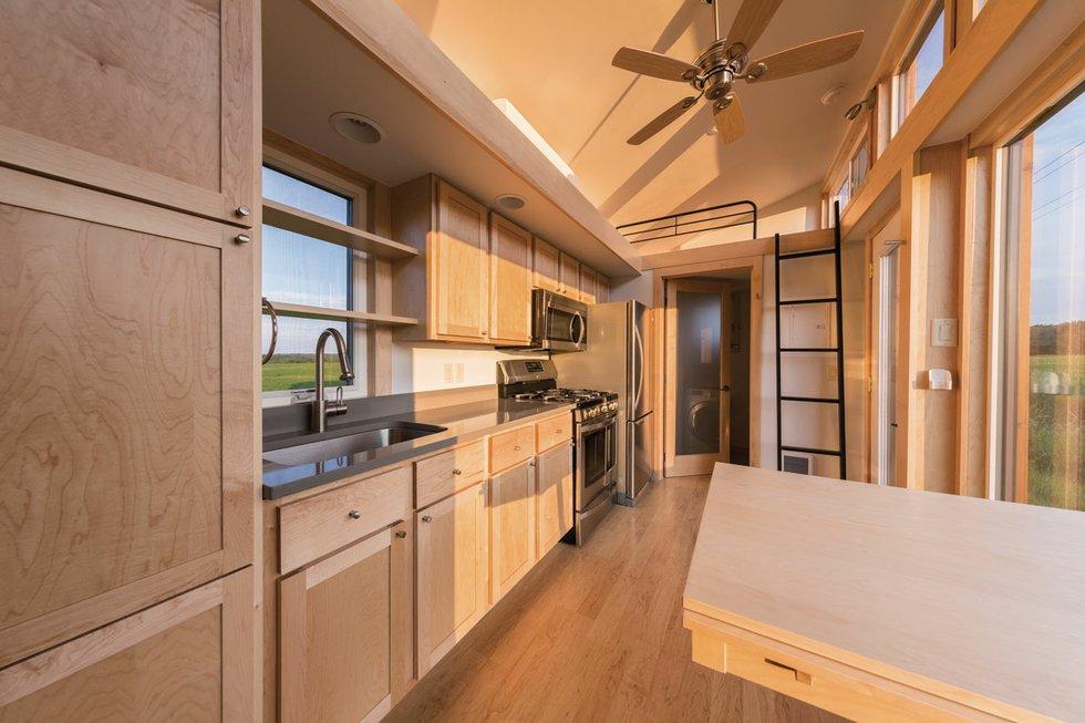 Tiny Home Interior By ESCAPE