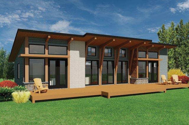 Minneapolis Home + Garden 2017 Idea Home