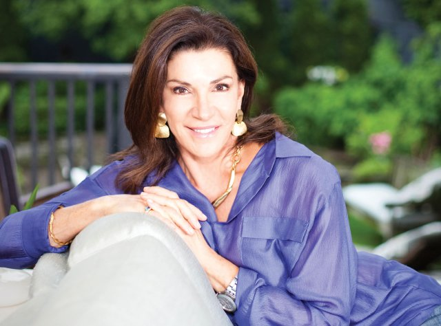 HGTV star Hilary Farr