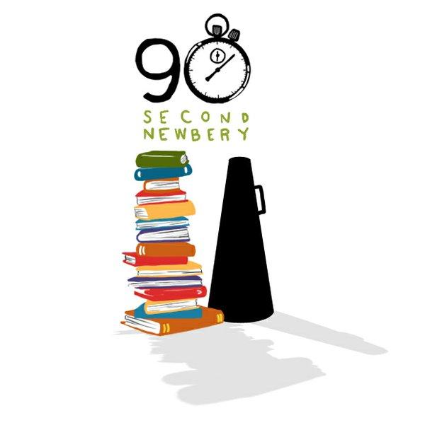 90-Second Newbery Film Festival_Logo