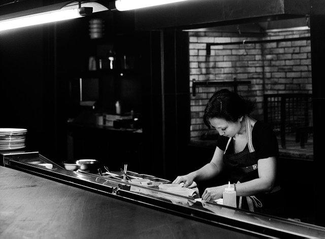 Ann Kim, chef at Young Joni