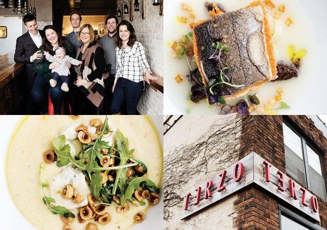 Broders' Pasta Bar, Broders' Cucina Italiana, Terzo