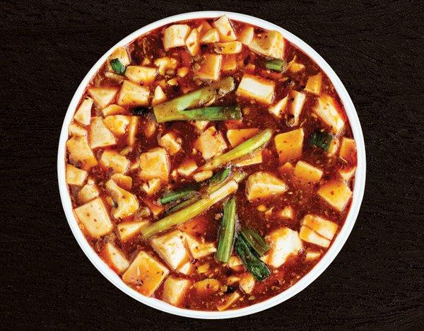 Ma Po Tofu at Grand Szechuan