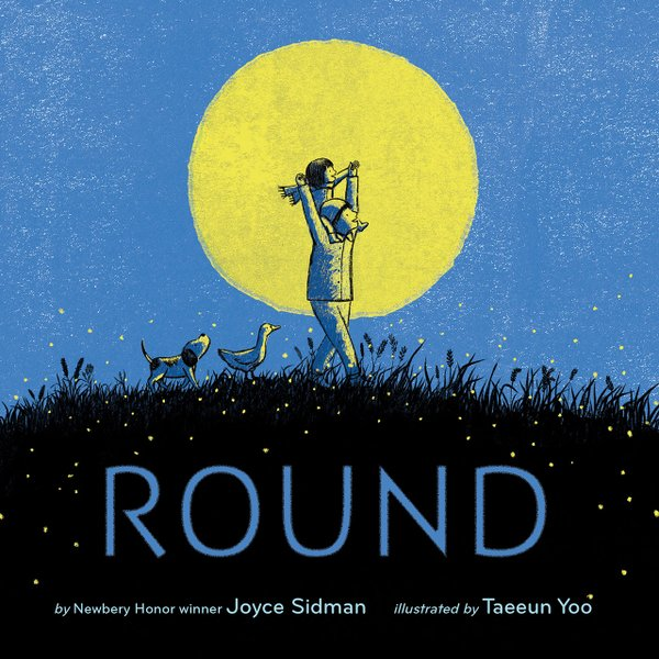 Local author Joyce Sidman's latest book, Round