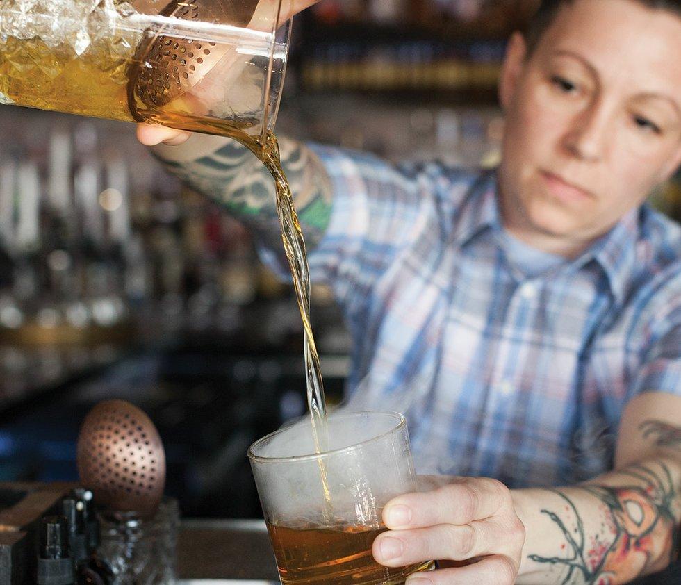 Bourbon Butcher Kitchen Bar Farmington : Escape to Bourbon Butcher in Farmington - Mpls.St.Paul Magazine