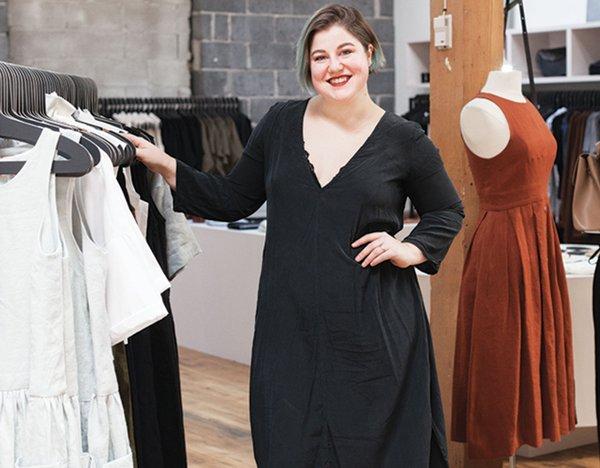 Emma Olson, owner of Hazel & Rose