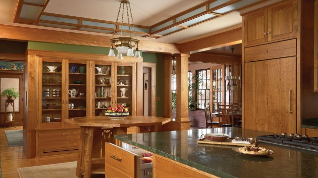 Historic Kitchen on Lake Minnetonka