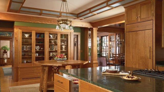Historic Kitchen on Lake Minnetonka