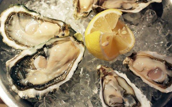 Oysters - shutterstock