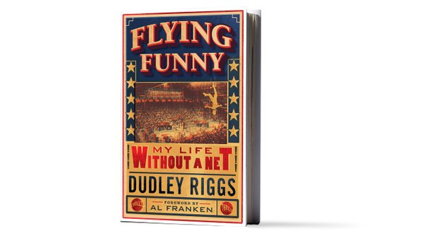 Flying Funny by Dudley Riggs