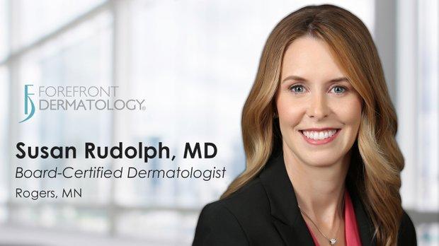 Dr Susan Rudolph Forefront Dermatology