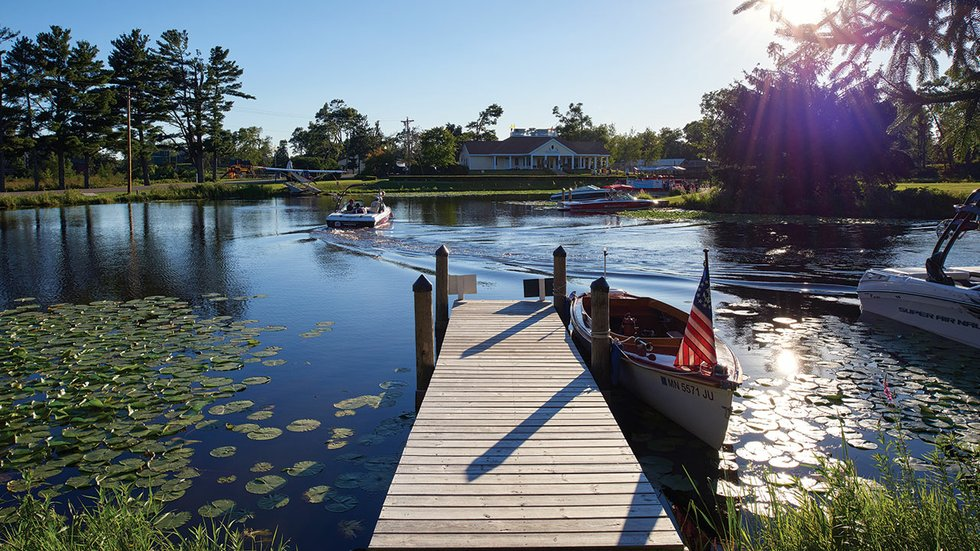 Summer Getaway Grand View Lodge Mpls St Paul Magazine