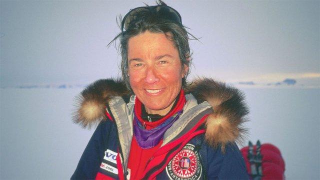 Explorer Ann Bancroft