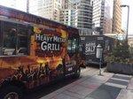 Motley Crews Heavy Metal Grill Food Truck