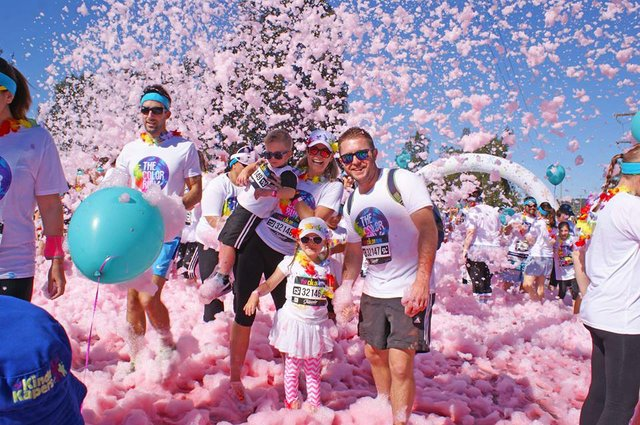 The Color Run Twin Cities
