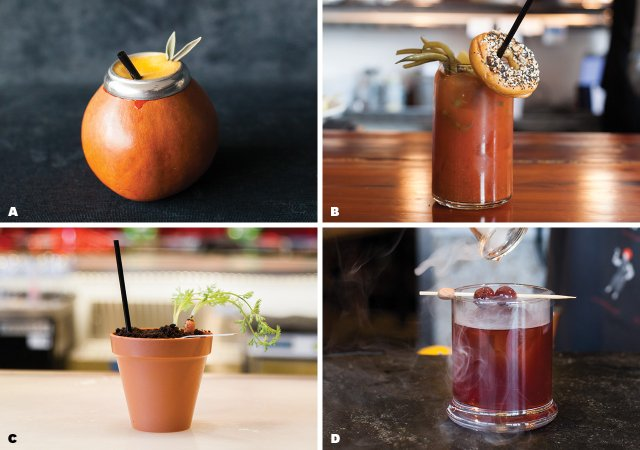 Twin Cities Innovative Cocktails