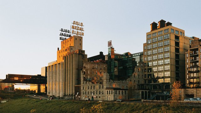 Minneapolis Mill District