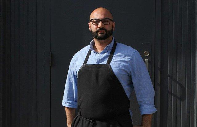 Chef Sameh Wadi