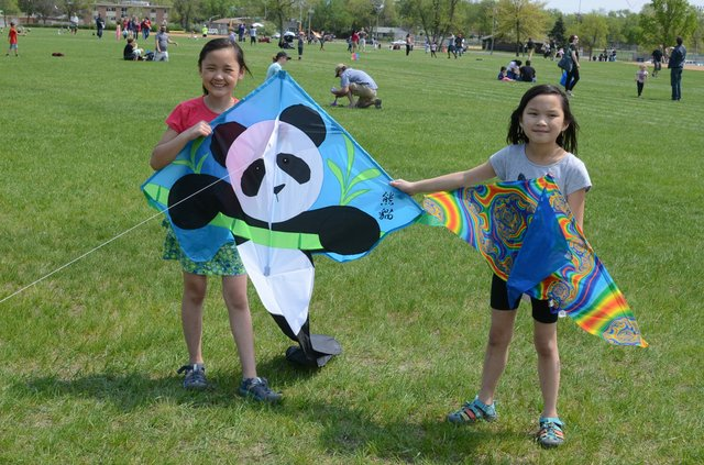 Bloomington Kite Day
