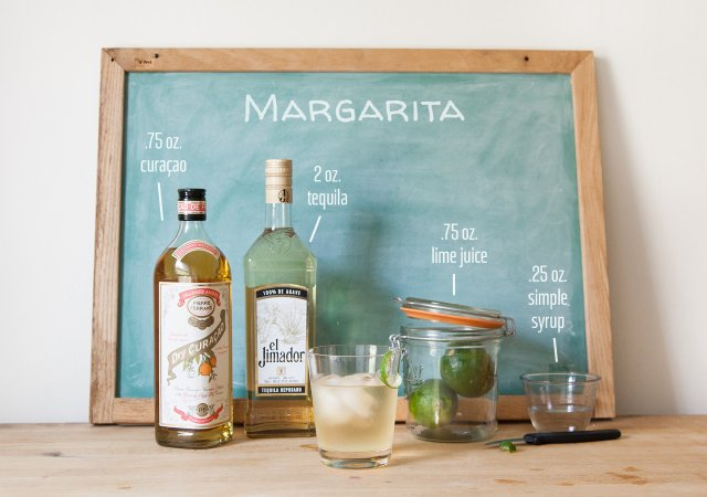 Summer Drinks Margarita