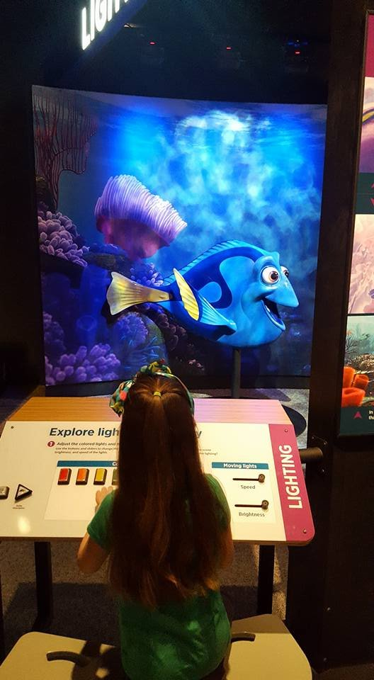 Dory The Science Behind Pixar