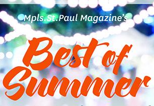 Mpls.St.Paul Magazineu0027s Best Of Summer