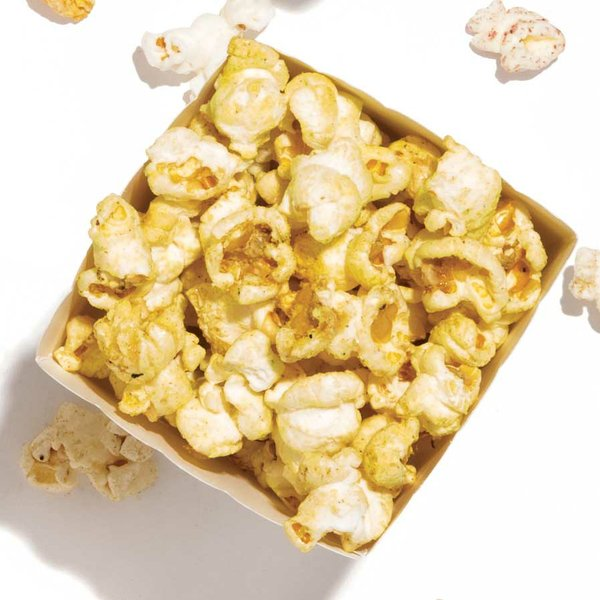 Maddy & Maize Coconut Curry Popcorn