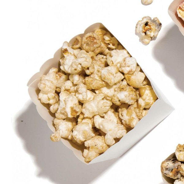 Maddy and Maize Cinnamon Sugar Popcorn