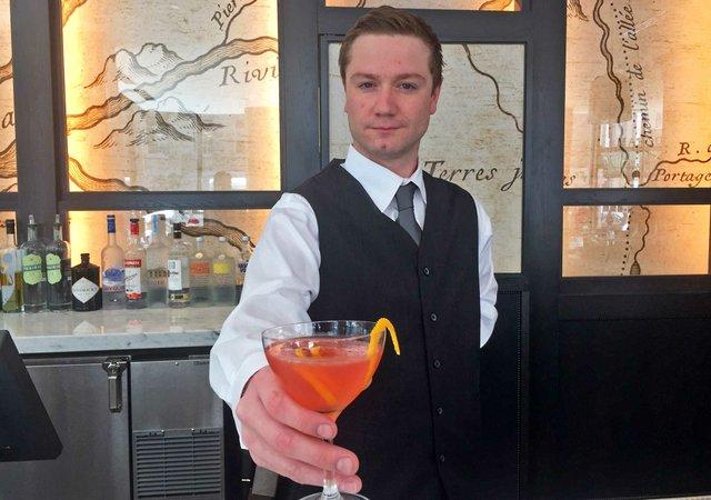 Jacques bartender