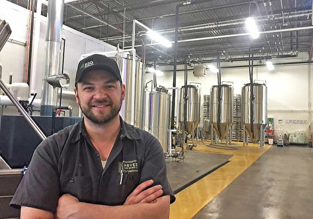 Pryes Brewing Founder, Jeremy Pryes