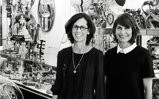 Susan Blankenship and Lisa Balke, owners of Victory