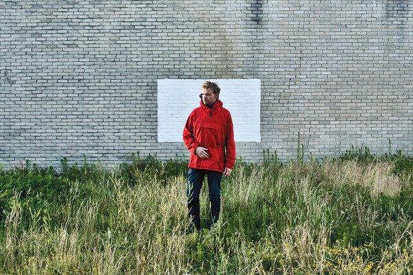 Josh Scott in a promo shot for Aero Flynn