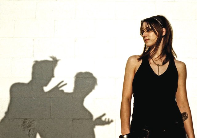 Maggie Morrison in a promo shot for Digitata