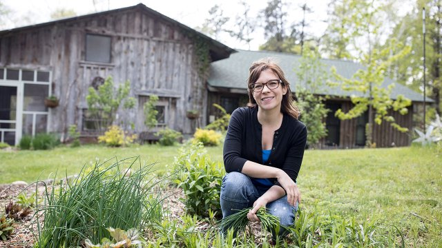 Chef Amy Thielen
