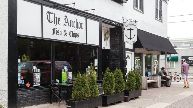 The Anchor Fish and Chips