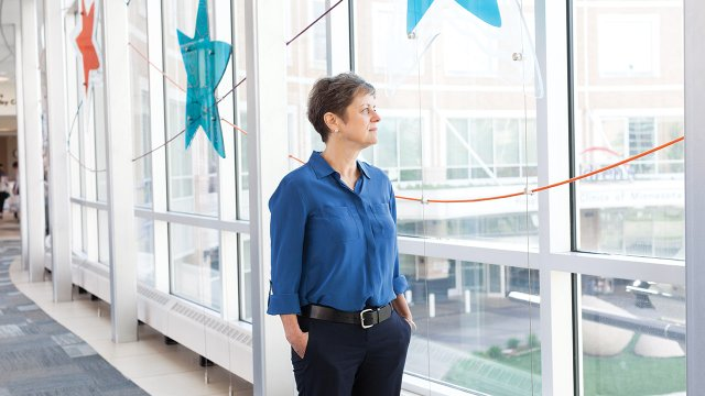 Dr. Nancy Mendelsohn