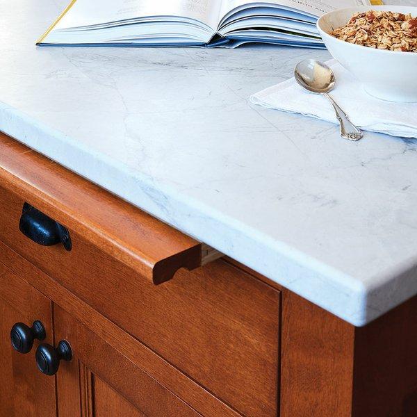 Thares Kitchen Quartzite counters